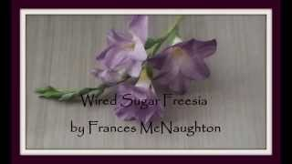 Sugar freesia video tutorial ( full-length )
