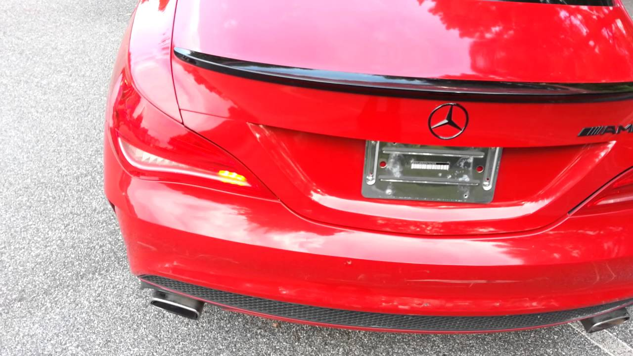 2014 Mercedes Benz CLA250 with AMG Sport Package  YouTube