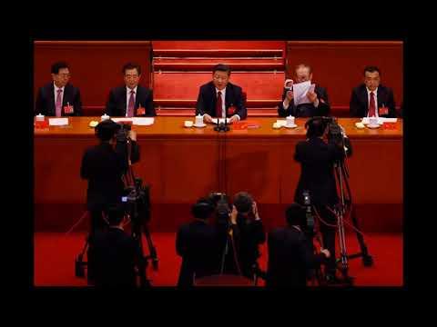 China Enshrines 'Xi Jinping Thought