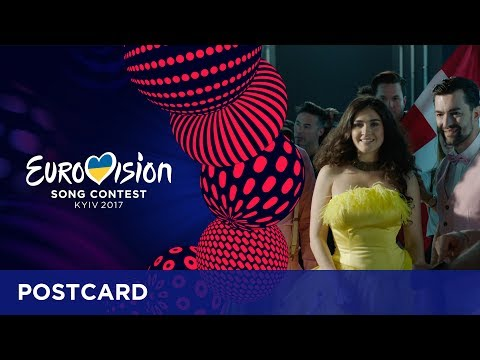 Postcard of Timebelle from Switzerland - Eurovision Song Contest 2017