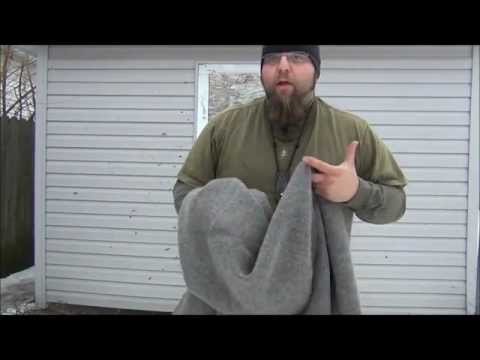 wool blanket tricks