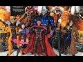 Marvel Legends Ranking: Worst to Best X-Men Series Apocalypse BAF Wave