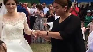 свадьба жених невеста . свадьба на кавказе