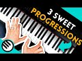 😲💣 3 SWEET CHORD PROGRESSIONS THAT WILL BLOW YOUR MIND 😲💣