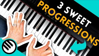 Video 3 SWEET CHORD PROGRESSIONS THAT WILL BLOW YOUR MIND download MP3, 3GP, MP4, WEBM, AVI, FLV Juli 2018
