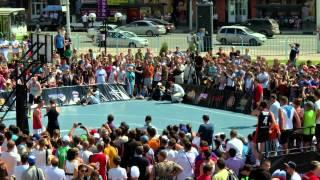 Железка Streetball Challenge 2013