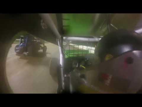 Selinsgrove Speedway - 8/11/18 - 360 Sprint Car Feature Part 1