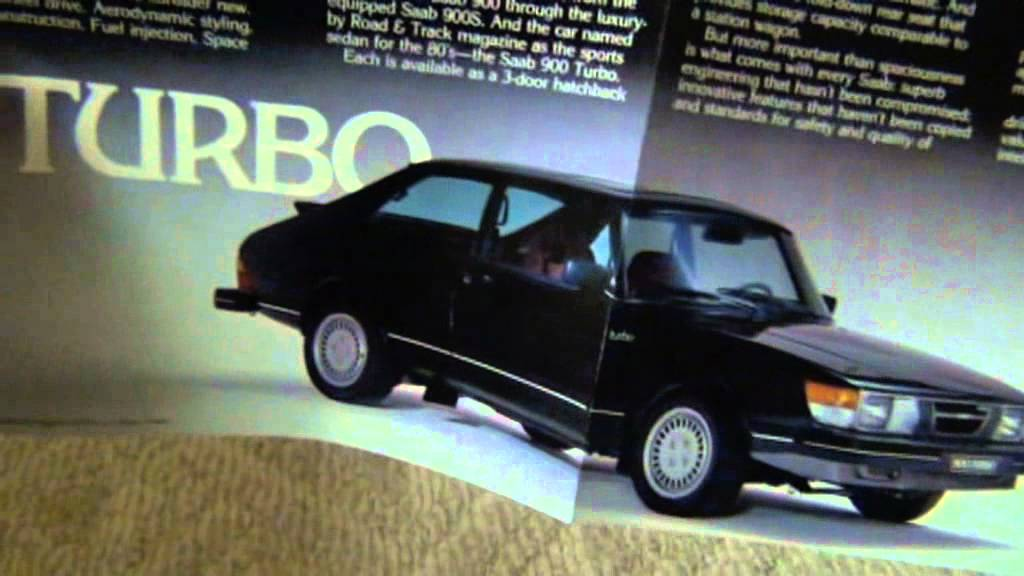 A Collection Of Old Car Brochures My Th Video  Youtube
