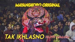 Download TAK IKHLASNO - HAPPY ASMARA versi JARANAN MAYANGKORO ORIGINAL