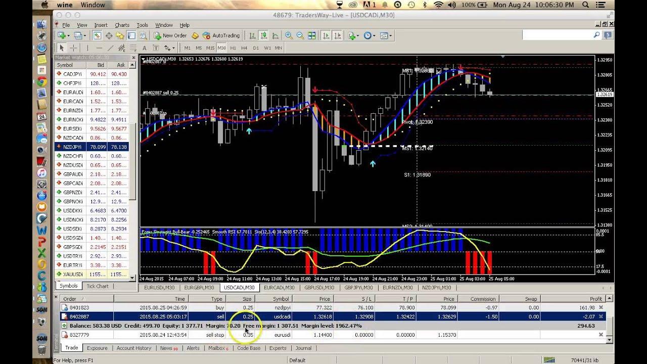 Wealth generators forex trading