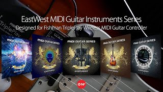 EastWest MIDI Guitar Series Vol 4 - Guitar and Bass