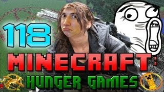 Minecraft: Hunger Games w/Mitch! Game 118 - FUNNIEST HUNGER GAMES!