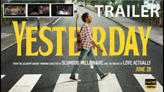 Yesterday - Official Trailer 2019 - Himesh Patel, Kate McKinnon, Lily James