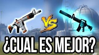 ¿M4A4 O M4A1-S? - GUIA/CONSEJOS   CS:GO ESPAÑOL   HDSuSo
