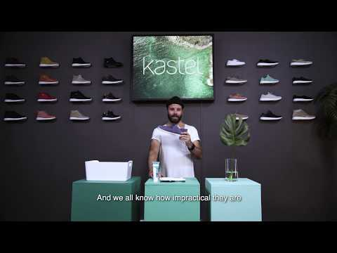 Cleaning White Soles - Kastel Shoe Care