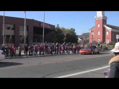 2012 St. George, Utah Veterans Day Parade