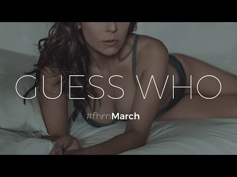 Who Is FHM's March Cover Girl?