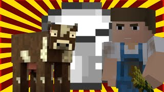 A Cow's Life [Minecraft Animation]