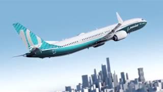 Video The New Boeing 737 MAX 10 download MP3, 3GP, MP4, WEBM, AVI, FLV Juni 2017