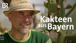 Kakteen aus dem Chiemgau: Lebensweg mit Dornen   Zwischen Spessart und Karwendel   BR