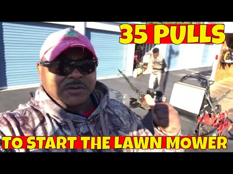 Why Start Your Lawn Care Equipment Before Leaving The Shop - Commercial Maint
