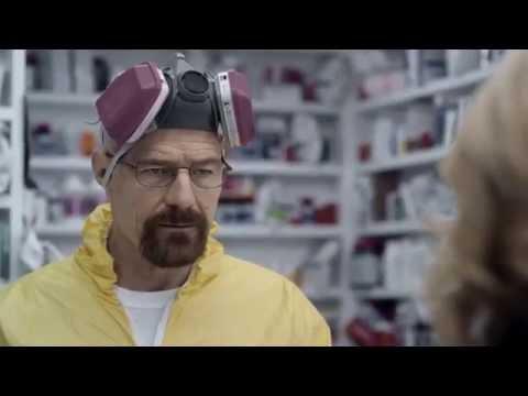 Walter White Super Bowl Ad 2015 : Esurance Say My Name