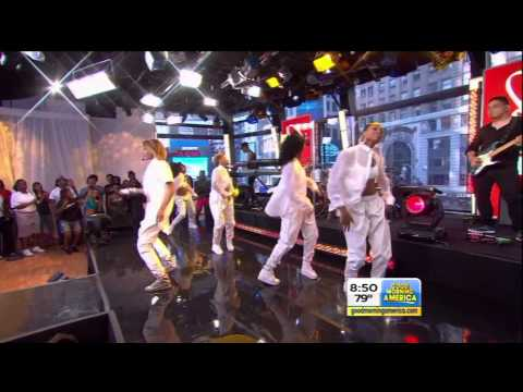 Ciara -  I'm Out (Good Morning America 7-9-13)
