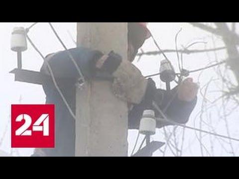 400 новгородских деревень остались без света