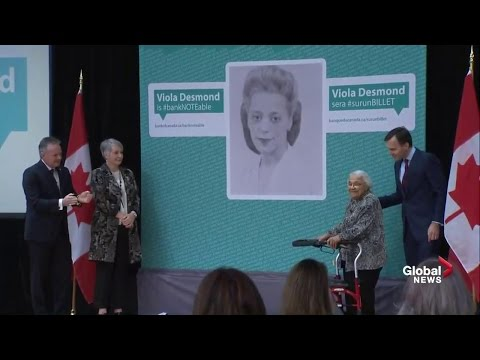 Image result for Viola Desmond canadian 10 bill