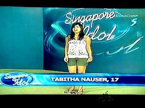 Tabitha Nauser audition Mp3