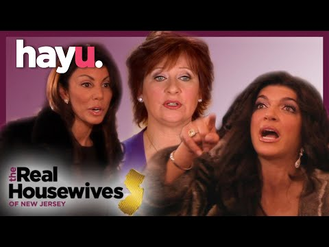 The Real Housewives of New Jersey | Danielle Drama