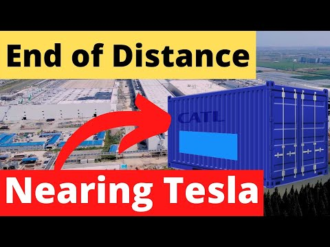 CATL Suddenly Makes an Unexpected Battery Move Toward Tesla Giga Shanghai