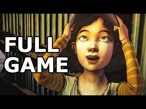The Walking Dead: The Telltale Definitive Series Season 1 - Full Game Walkthrough Gameplay & Ending
