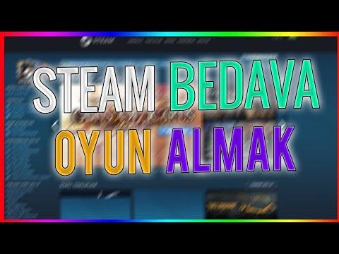Steamden Bedava Oyun Alma 2019 (Fixlenmeden yap)