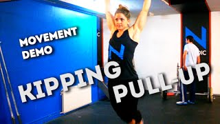 Movement Demo // Kipping Pull-Up