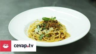 Spaghetti bolognese nasıl yapılır?