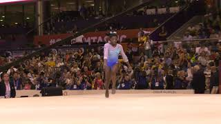 Simone Biles - Floor Exercise - 2018 World Championships - Women's All-Around
