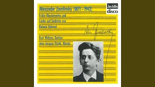 Ländliche Tänze für Klavier, Op. 1: No. 8, Heiter