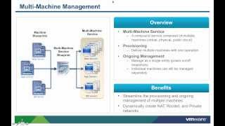 VMware vCAC 6.x: Configuring Infrastructure Multi-Machine Blueprints