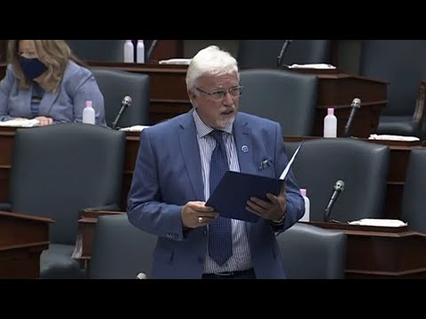 PC MPP defies Premier Ford, says he won't get vaccinated