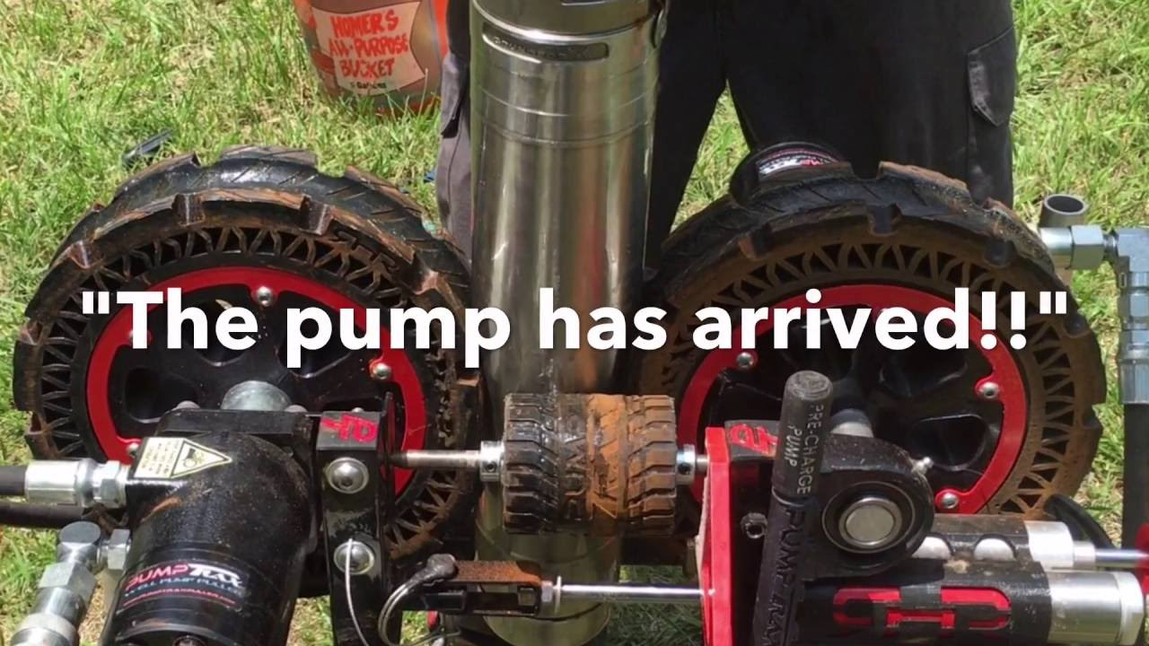 "Well Pump Puller >> PumpTrax Well Pump Puller ""Video Tutorial"" - YouTube"