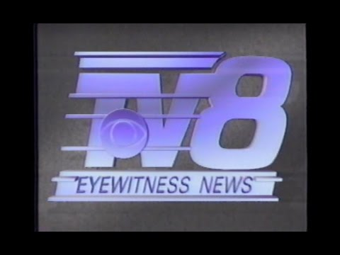 WROC-TV 8 Eyewitness News (1990)