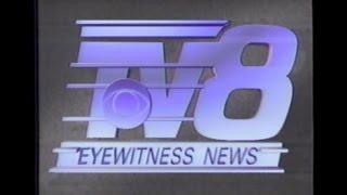 WROC-TV 8 Eyewitness News (1990)