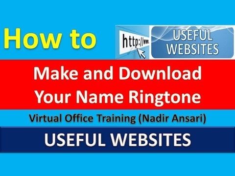 how-to-make-and-download-your-name-ringtone-:-useful-websites-tricks