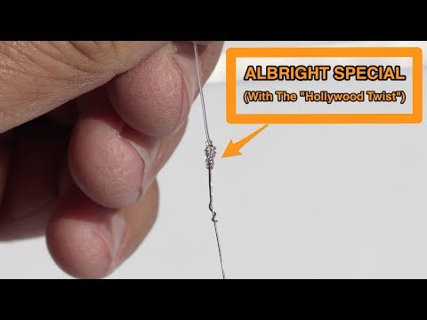 Albright knot - Myhiton