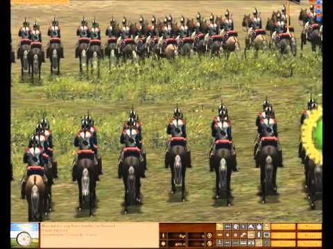 Chargez!!! A Scourge of War Waterloo HITS multiplayer battle
