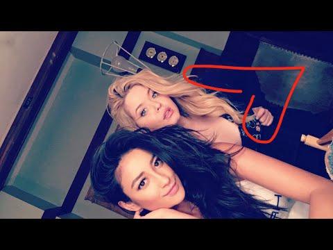 Shay Mitchell | Snapchat Videos | August 9th 2016 | ft Sasha Pieterse