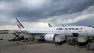 Air France | AF718 | Boeing B777-300ER | Paris CDG to Dakar | Full Flight