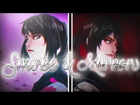 NightCore  ~ Smoke And Mirrors  ( Metal Cover ) Music By Lollia