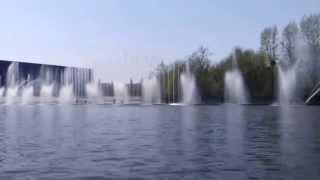 Фонтан в Виннице в световой день/fountain in Vinnitsa(фонтан +в виннице, фонтан рошен винница, открытие фонтана +в виннице, работа фонтана +в виннице, поющие фонта..., 2015-04-28T19:29:06.000Z)